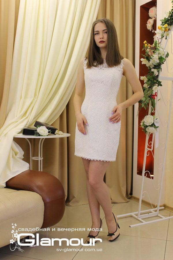 Вечернее платье ПСк-83