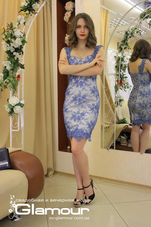 Вечернее платье/коктельное ПВ/К-88