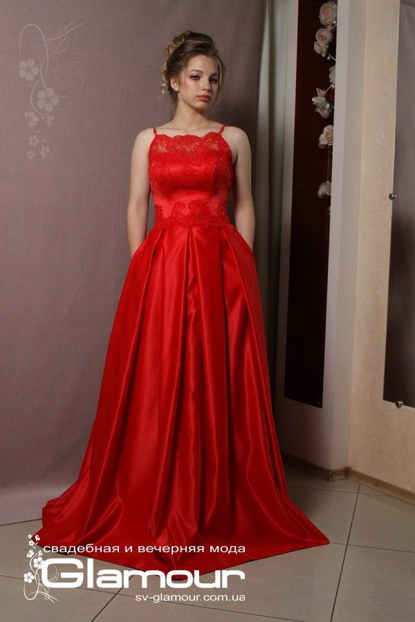 Вечернее платье ПВд-49