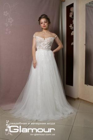 Свадебное платье ПСд-89