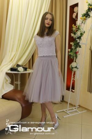 Платье коктейльное Fleur от Татьяны Синько
