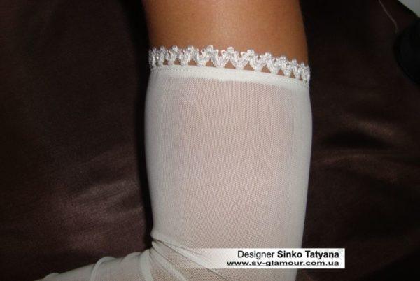 Свадебные перчатки ПД-5