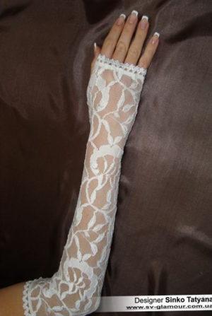 Свадебные перчатки ПДГ-12