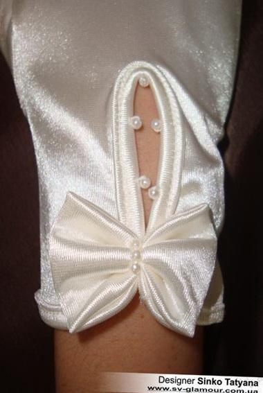 Свадебные перчатки ПКО-31