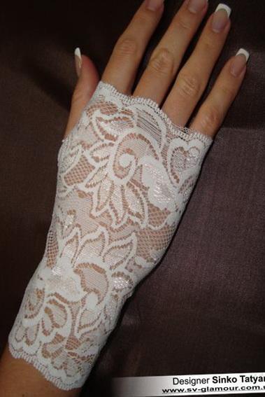 Свадебные перчатки ПМГ-29