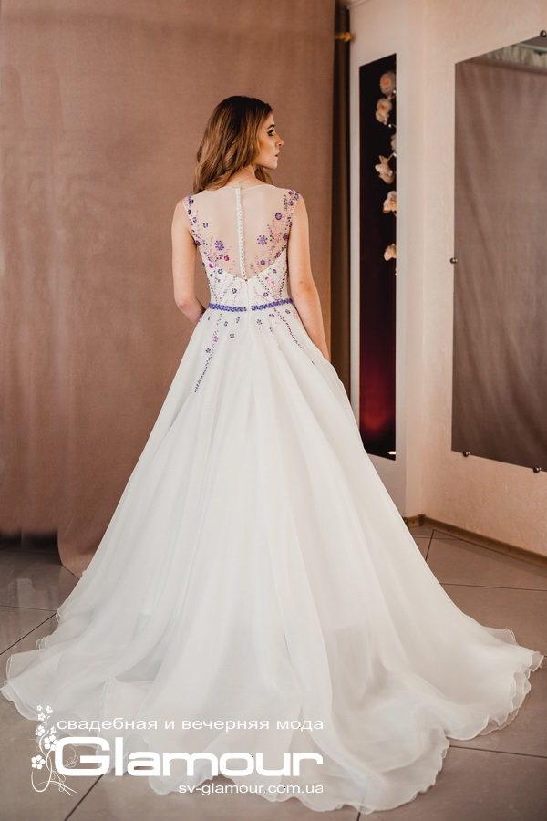 Свадебное платье ПСд-15