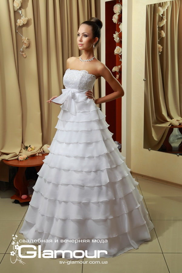 оригинальное свадебное платье. Свадебное платье для беременной невесты. Скидка.Акция.