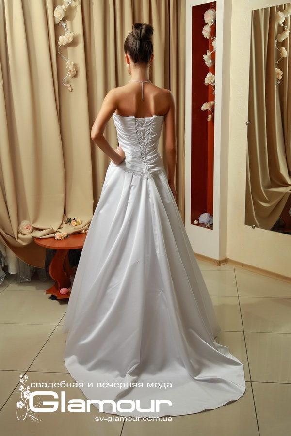 Свадебное платье, которое стройнит фигуру и сужает талию. СКидки. Акция. Опт.