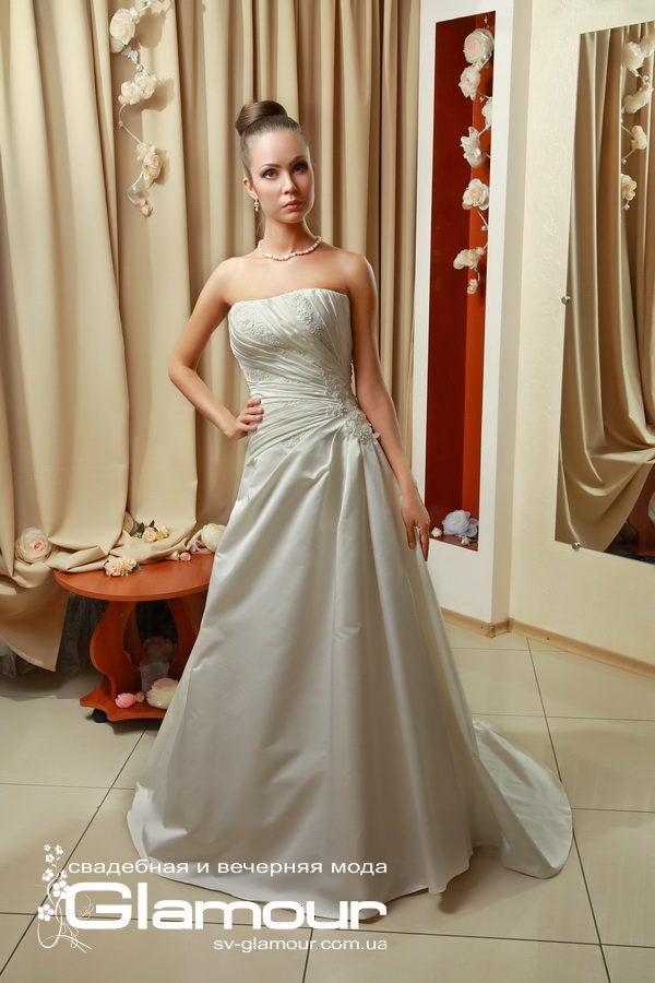 Платье слоновой кости для невесты. Силуэтное свадебное платье. Скидки. Акция. ОПТ.