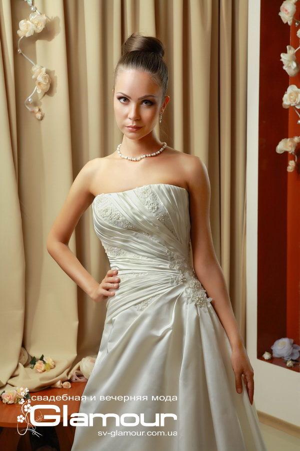 Силуэтное свадебное платье. Скидки. Акция. ОПТ,