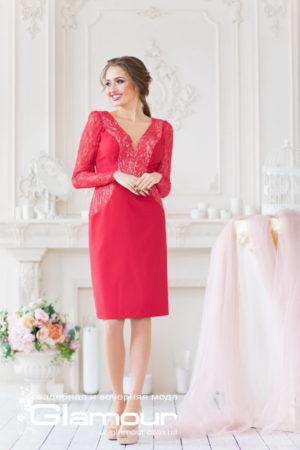 Коктейльное платье Lady от Татьяны Синько