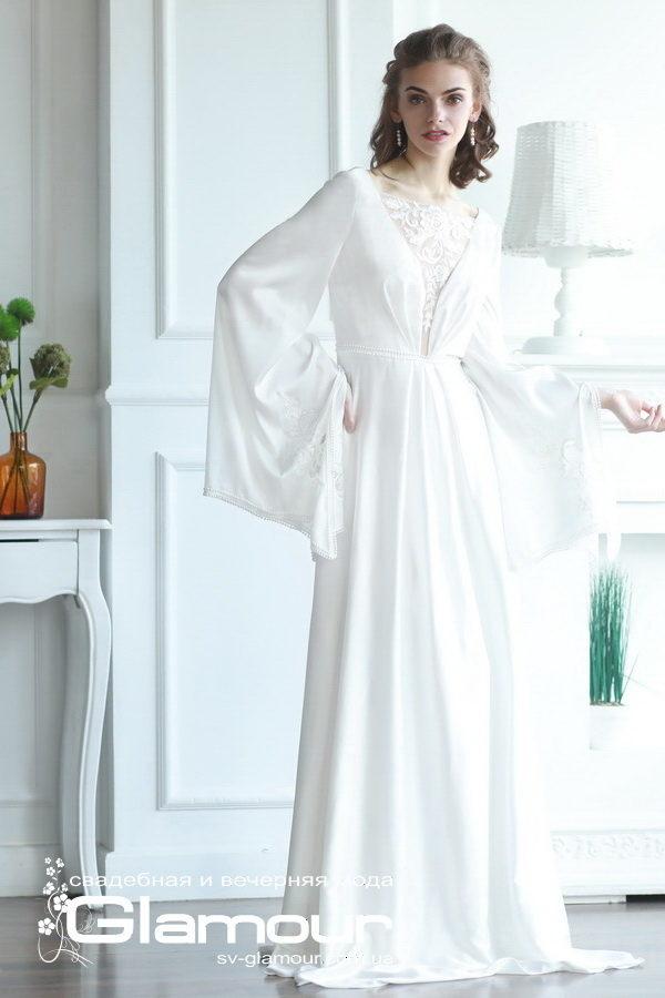 Свадебное платье от дизайнера Татьяны синько