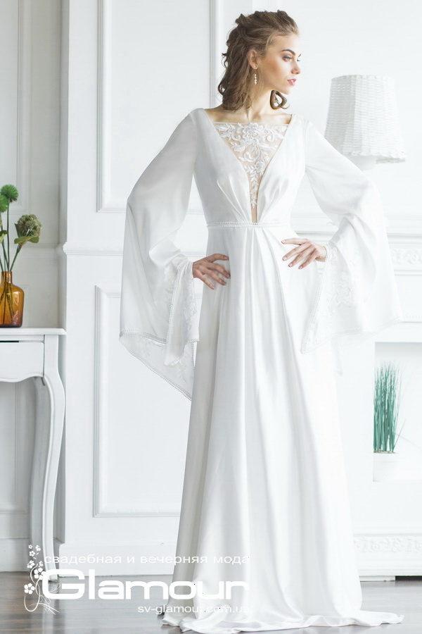 Платье для невесты в стиле Ампир