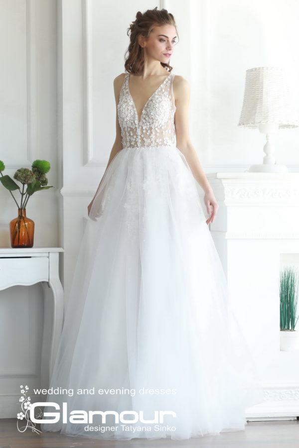 Платье для невесты Elsa