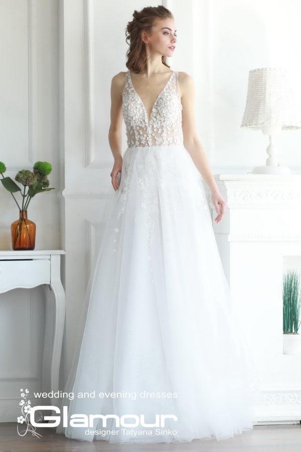 Свадебное платье Elsa стиль Ампир