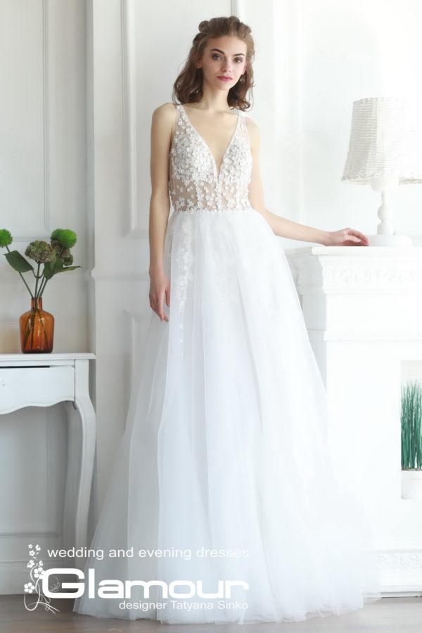 Свадебное платье Elsa от Татьяны Синько
