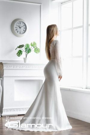 Свадебное платье белое BOHO CHIK