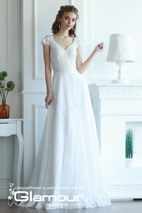 d41e92421aca893 Купить платье Princess ПСд-123 | Свадебная и вечерняя мода Glamour