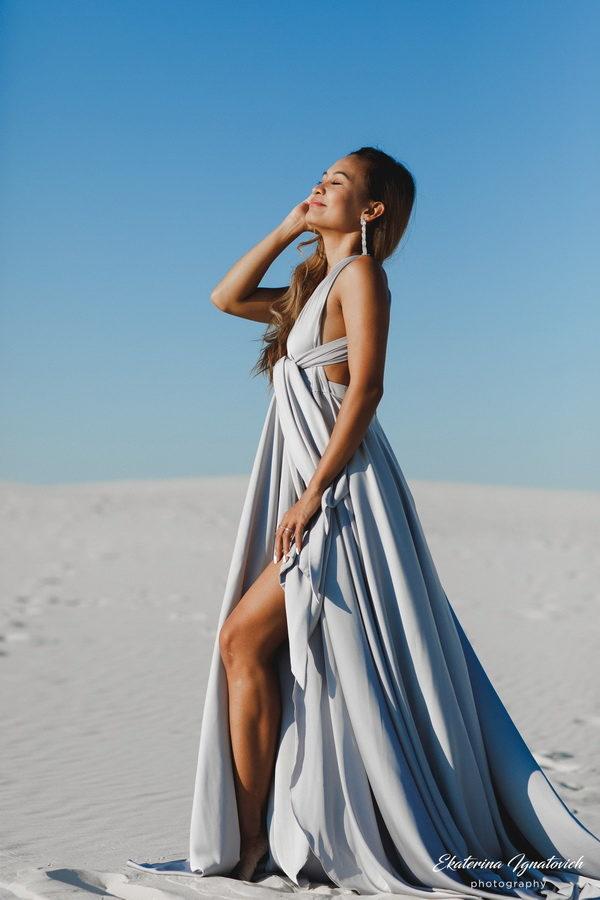 Платье от дизайнера Татьяны синько