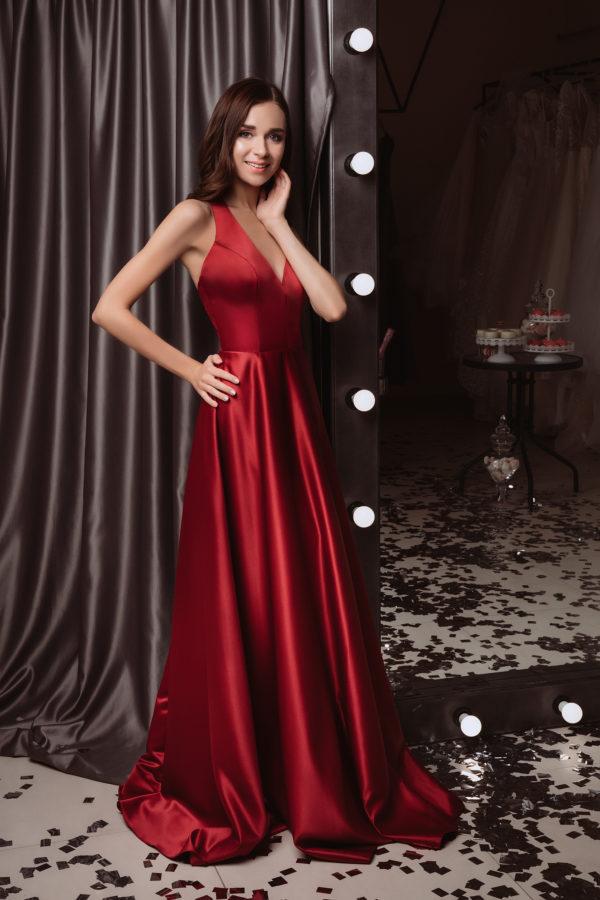 Вечернее платье SN015