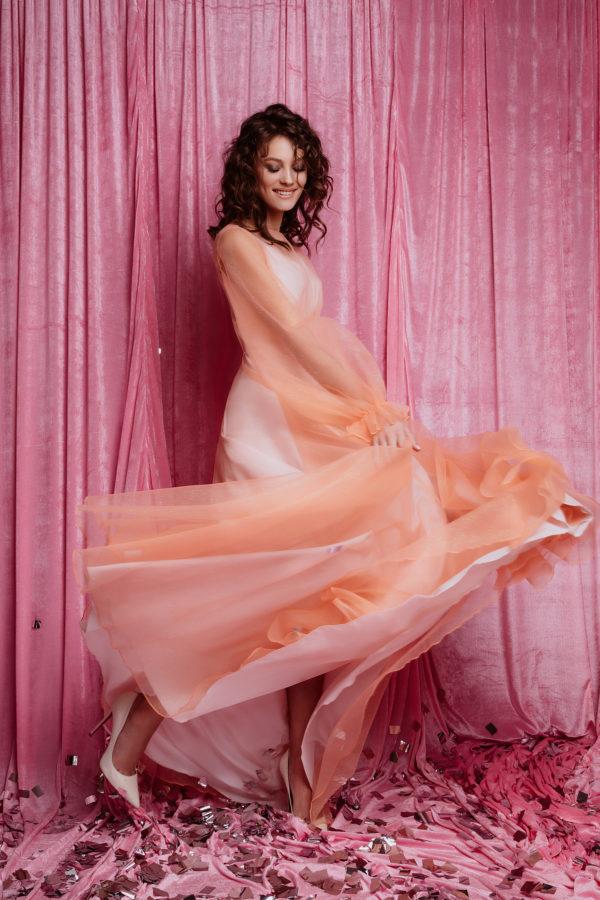 Вечернее платье SN019
